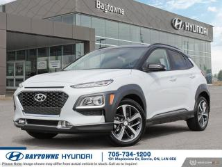 New 2021 Hyundai KONA 1.6T AWD Trend Two-Tone for sale in Barrie, ON
