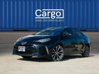 Used 2018 Toyota Corolla LE for sale in Stratford, ON