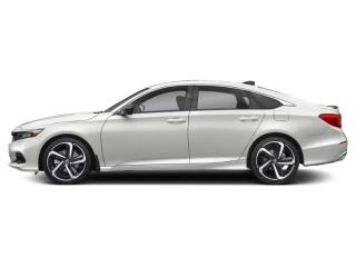 New 2021 Honda Accord Sedan SPORT 2.0 for sale in Port Moody, BC