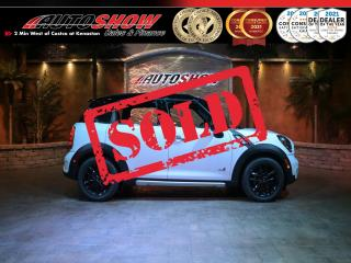 Used 2015 MINI Cooper Countryman S AWD Turbo - Pano Roof & Htd Lthr Interior!! for sale in Winnipeg, MB