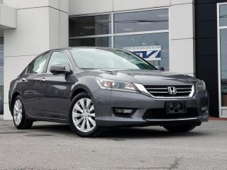 Used 2015 Honda Accord Sedan EX-L for sale in Kingston, ON