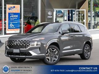 New 2021 Hyundai Santa Fe Ultimate Calligraphy for sale in Huntsville, ON