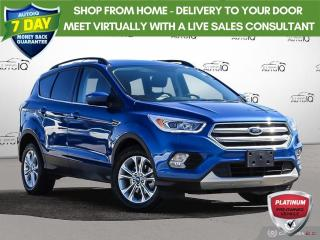 Used 2018 Ford Escape SEL | Navigation | Rear View Camera for sale in Oakville, ON