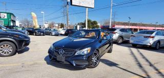 Used 2017 Mercedes-Benz E-Class 2dr Cabriolet E 400 RWD for sale in Burlington, ON