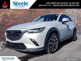 Used 2019 Mazda CX-3 GT for sale in Halifax, NS