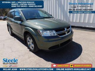 Used 2017 Dodge Journey SE Plus - ONLY 51,000 km !! ACT NOW !! for sale in Kentville, NS