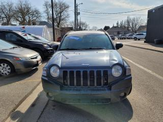 Used 2007 Jeep Compass Sport for sale in Milton, ON