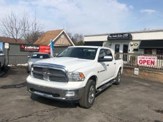 Used 2012 RAM 1500 Laramie for sale in Sutton, ON