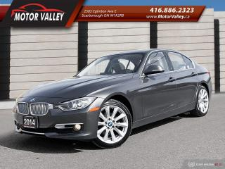 Used 2014 BMW 3 Series 328d xDrive DIESEL Only 084,484KM Navigation Cam! for sale in Scarborough, ON