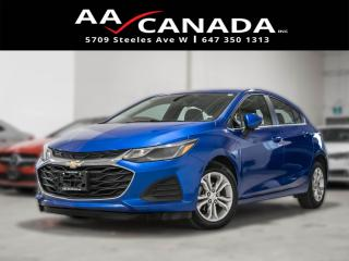 Used 2019 Chevrolet Cruze CLEAN CARFAX|HEATED SEATS|BACK UP CAM for sale in North York, ON