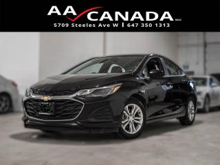 Used 2019 Chevrolet Cruze CLEAN CARFAX| BACK UP CAM|HEATED SEATS for sale in North York, ON
