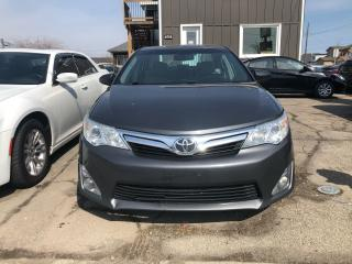 Used 2012 Toyota Camry XLE**SUNROOF*BLUETOOTH*NAV** for sale in Hamilton, ON