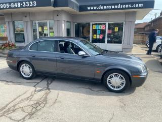 Used 2007 Jaguar S-Type 3.0 for sale in Mississauga, ON