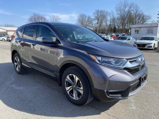 Used 2018 Honda CR-V LX 4dr AWD Sport Utility for sale in Brantford, ON