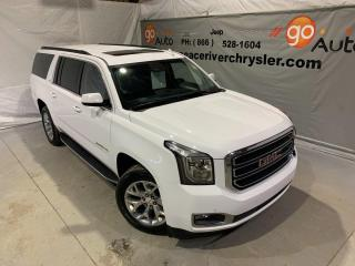 Used 2017 GMC Yukon XL SLT for sale in Peace River, AB