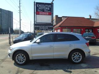 Used 2012 Audi Q5 2.0L /PUSH START  / NAV / PANO ROOF / AWD / MINT/ for sale in Scarborough, ON