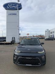 Used 2020 Kia Soul EX for sale in Lacombe, AB