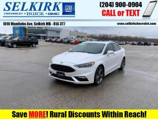 Used 2018 Ford Fusion Sport  *RARE, LOADED, AWD, ECOBOOST* for sale in Selkirk, MB