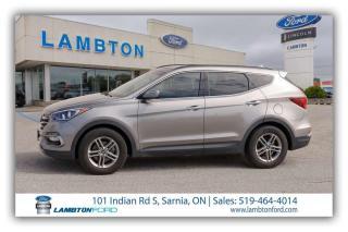 Used 2017 Hyundai Santa Fe Sport Luxury for sale in Sarnia, ON