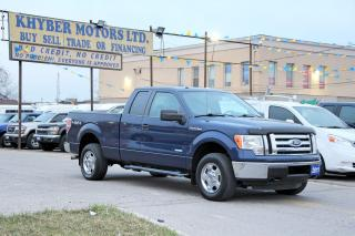 Used 2011 Ford F-150 XLT 4X4 for sale in Brampton, ON