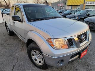 Used 2009 Nissan Frontier XE/EXTENDED CAB/POWER GROUPS/ALLOYS for sale in Scarborough, ON