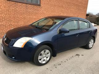 Used 2009 Nissan Sentra MANUAL TRANSMISSION, NO ACCIDENTS for sale in Oakville, ON