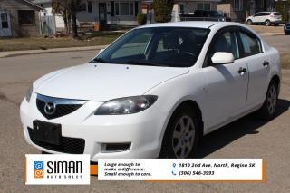 Used 2008 Mazda MAZDA3 GX WHOLESALE for sale in Regina, SK