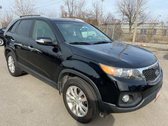2011 Kia Sorento EX ** V6, HTD LEATHER, BLUETOOTH , CRUISE **