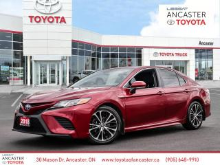 Used 2018 Toyota Camry HYBRID SE HYBRID UPGRADE PKG - 1 OWNER|NO ACCIDENTS for sale in Ancaster, ON