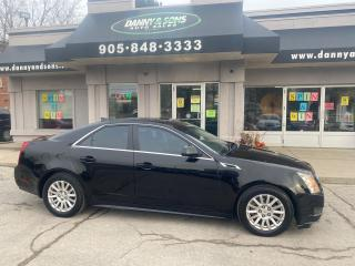 Used 2011 Cadillac CTS Luxury for sale in Mississauga, ON