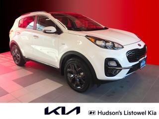 New 2021 Kia Sportage EX S for sale in Listowel, ON