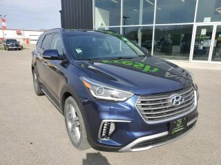 Used 2017 Hyundai Santa Fe XL Limited 6 Passenger, NAV, Pano Sunroof, Heated/Vented Seats! for sale in Ingersoll, ON