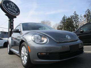 Used 2014 Volkswagen Beetle COUPE for sale in Burlington, ON