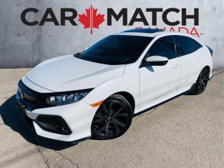 Used 2018 Honda Civic SPORT / NO ACCIDENTS / AUTO / 34,802 KM for sale in Cambridge, ON