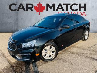 Used 2015 Chevrolet Cruze 2LT RS / LEATHER / ROOF / NAV / 98,321 KM for sale in Cambridge, ON