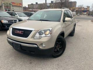 Used 2011 GMC Acadia SLE2 for sale in Scarborough, ON