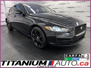 Used 2018 Jaguar XE Prestige 25T+AWD+Driver Assist+GPS+Camera+Lane Ass for sale in London, ON