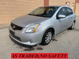 Used 2010 Nissan Sentra AUTOMATIC for sale in Oakville, ON
