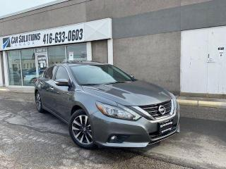 Used 2016 Nissan Altima SL-NAVI-LEATHER-SUNROOF-CAMERA for sale in Toronto, ON