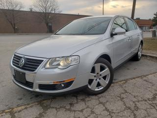 Used 2009 Volkswagen Passat COMFORTLINE for sale in Brampton, ON