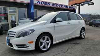 Used 2013 Mercedes-Benz B-Class B 250 Sports Tourer for sale in Hamilton, ON