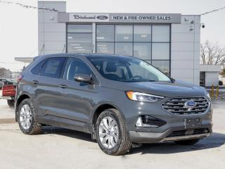 New 2021 Ford Edge Titanium 301A | NAV | ROOF | 2.99% APR for sale in Winnipeg, MB