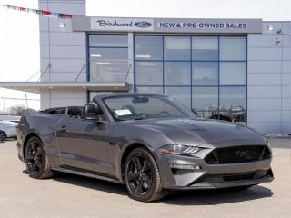 New 2021 Ford Mustang GT Premium 401A   NAV   AUTO for sale in Winnipeg, MB