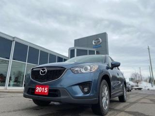 Used 2015 Mazda CX-5 GS for sale in Ottawa, ON