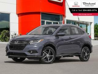 New 2021 Honda HR-V Sport for sale in Winnipeg, MB