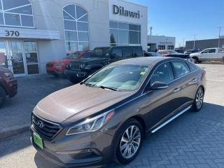 Used 2016 Hyundai Sonata GLS Special Edition for sale in Nepean, ON