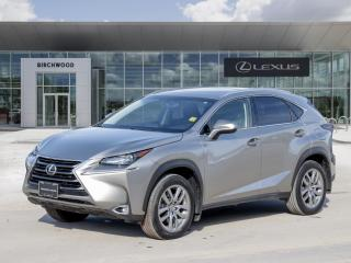 Used 2017 Lexus NX 200t AWD 4dr Premium Package for sale in Winnipeg, MB