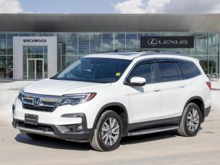 Used 2021 Honda Pilot EX-L NAVI for sale in Winnipeg, MB