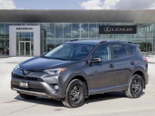Used 2018 Toyota RAV4 Limited/Platinum for sale in Winnipeg, MB