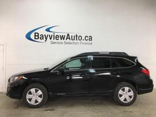 Used 2018 Subaru Outback 2.5i - AWD! REVERSE CAM! HTD SEATS! + MORE! for sale in Belleville, ON
